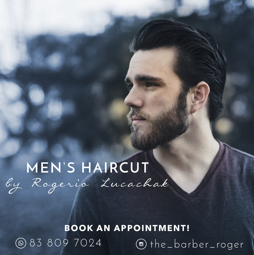 social media portfolio: aline belo haircut