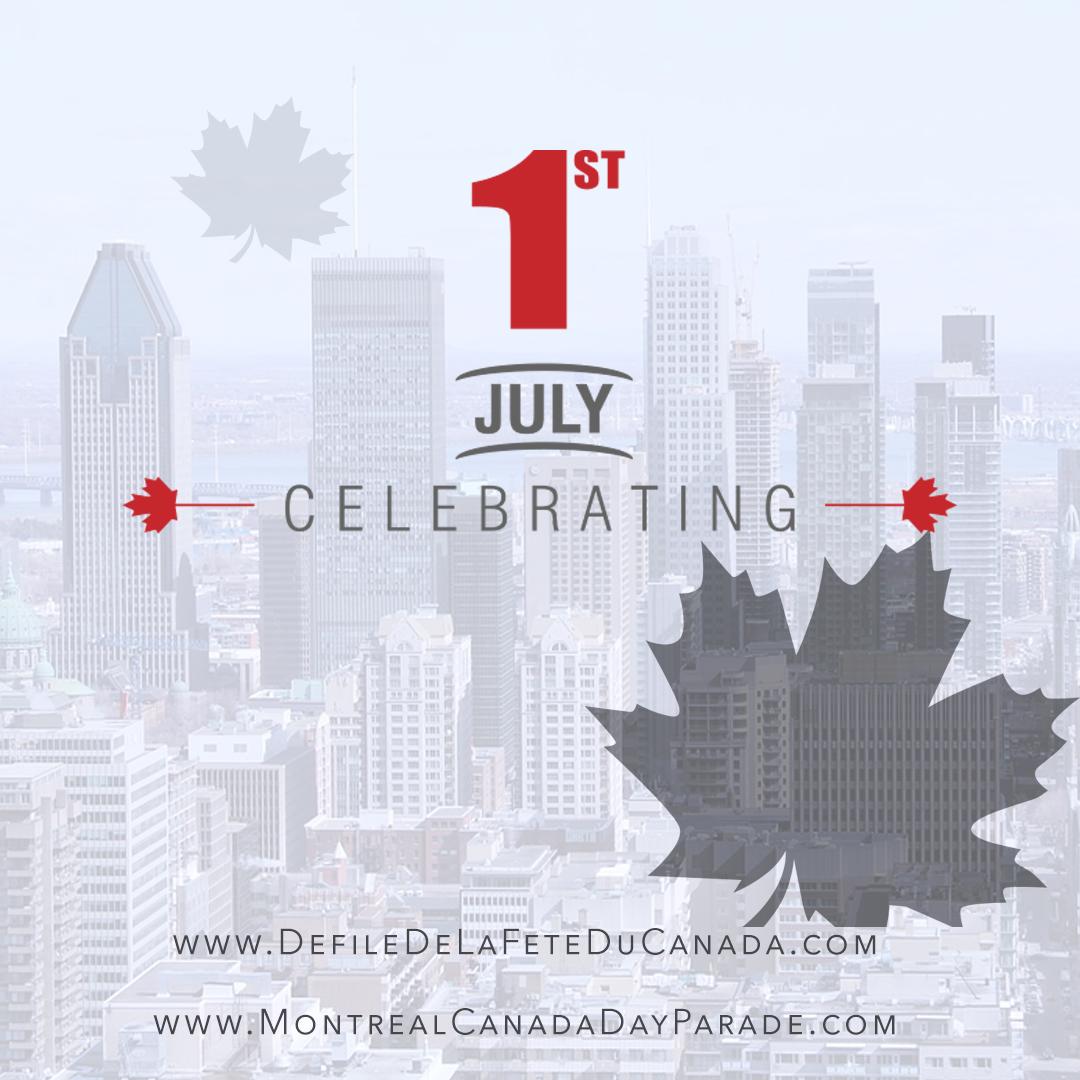 social media portfolio: visit canada, celebrations
